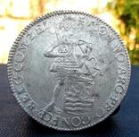Сільвер дукат 1761 р. Зеландія photo 3