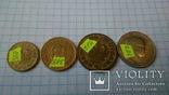 4 монеты Югославии 1938г., фото №3