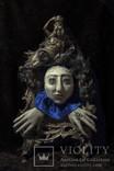 """Интерьерная кукла-маска """"Скорпион"""" photo 1"""