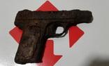 Пистолет ммг временем Browning photo 1