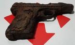 Пистолет ммг временем Browning photo 2