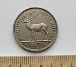 Маврикій 1/2 рупії 1951 р. photo 1