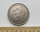 ФРН 2 марки 1973 р. photo 1