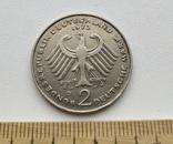 ФРН 2 марки 1973 р. photo 2