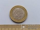 Великобританія 2 фунти 2003 р. photo 1