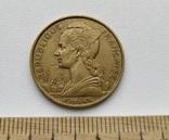 Коморські острови 20 франків 1964 р. photo 1