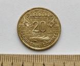 Коморські острови 20 франків 1964 р. photo 2
