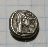 Диобол,Колхида, около 400 г.до н.эры, фото №3