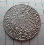 Грош 1534 года Торунь Сигизмунд I photo 1