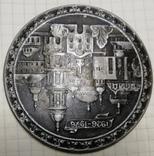 Медаль Киево Печерская Лавра, фото №4