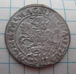 Грош 1548 года Вильно Сигизмунд II Август photo 1