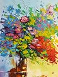"""""""Букет цветов"""" - 30х40 см -Лисогор Д.Г."""