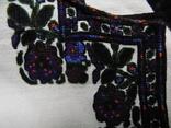 """Жіноча сорочка """"кручені ружі"""" с.Старі Кути 1930рр в бездоганному стані, фото №12"""