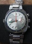 Часы Полет (Poljot) хронограф, 23 камня