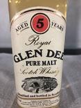 Односолодовый Glen Dee 5 Y.O. 1990-е photo 3