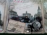 6 подставок под пивные кружки (бирдекелей) с изображением Львова (в запайке), фото №7