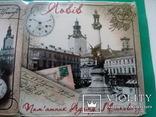 6 подставок под пивные кружки (бирдекелей) с изображением Львова (в запайке), фото №8