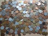 Монеты от старинных до современных 301 шт