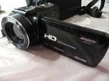 Видеокамера DVC новая на флешке