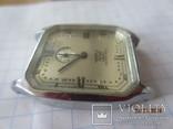 Чайка Литий кварц кварцевые наручные часы, фото №3