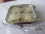 Чайка Литий кварц кварцевые наручные часы, фото №4