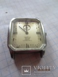 Чайка Литий кварц кварцевые наручные часы, фото №8