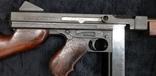 Томпсон Thomson USA, пистолет-пулемет, ММГ Макет. photo 4
