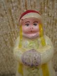 Девочка в шубке с муфтой, фото №3
