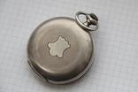 Серебряные карманные часы T Moser & Co photo 7