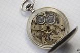 Серебряные карманные часы T Moser & Co photo 10