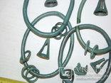 Нестеровцы.четыре браслета и колоколовидные подвесы photo 3