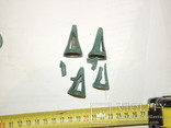 Нестеровцы.четыре браслета и колоколовидные подвесы photo 8