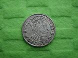 Трояк 1582 год Литва