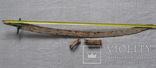 Сабля с бронзовой гардой и деталями ножен., фото №6