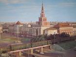 Открытка. Москва.Казанский вокзал., фото №2