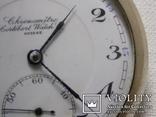 Кишеньковий Gortebert Cal.534 Swiss на ходу+відео photo 5