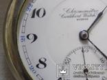 Кишеньковий Gortebert Cal.534 Swiss на ходу+відео photo 6