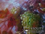 """Картина """" Виноград"""" 40*70 см photo 2"""
