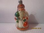 Елочная игрушка. Дед мороз. СССР.