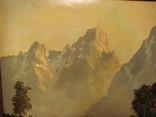 Альпийский пейзаж photo 3