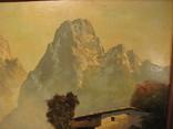 Альпийский пейзаж photo 4