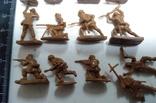 Набор солдатиков ( Африканский корпус )., фото №10