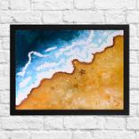 Берег моря (масло/холст) 50х60 см photo 2