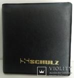 """Карманный альбом. Фирма """"Shulhs"""". 86-S. Чёрный."""