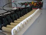 Елочная гирлянда 15 свечей на прищепке ROTPFEIL. Германия., фото №6
