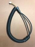 Витой шнур для подводных наушников photo 1