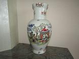 Напольная ваза клеймо иероглифы