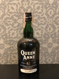 Whisky Queen Anne 1960/70s photo 1