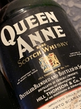 Whisky Queen Anne 1960/70s photo 5