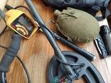 Металлоискатель + аксессуары photo 3